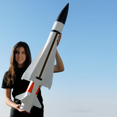 """4.0"""" Sea Wolf Missile: Look what dad got me for my birthday"""