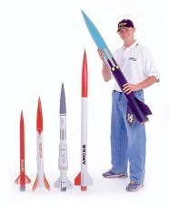 Aerotech Model Rocket Kits and Accessories